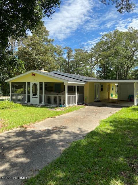 432 Trott Street Oak Island, NC 28465