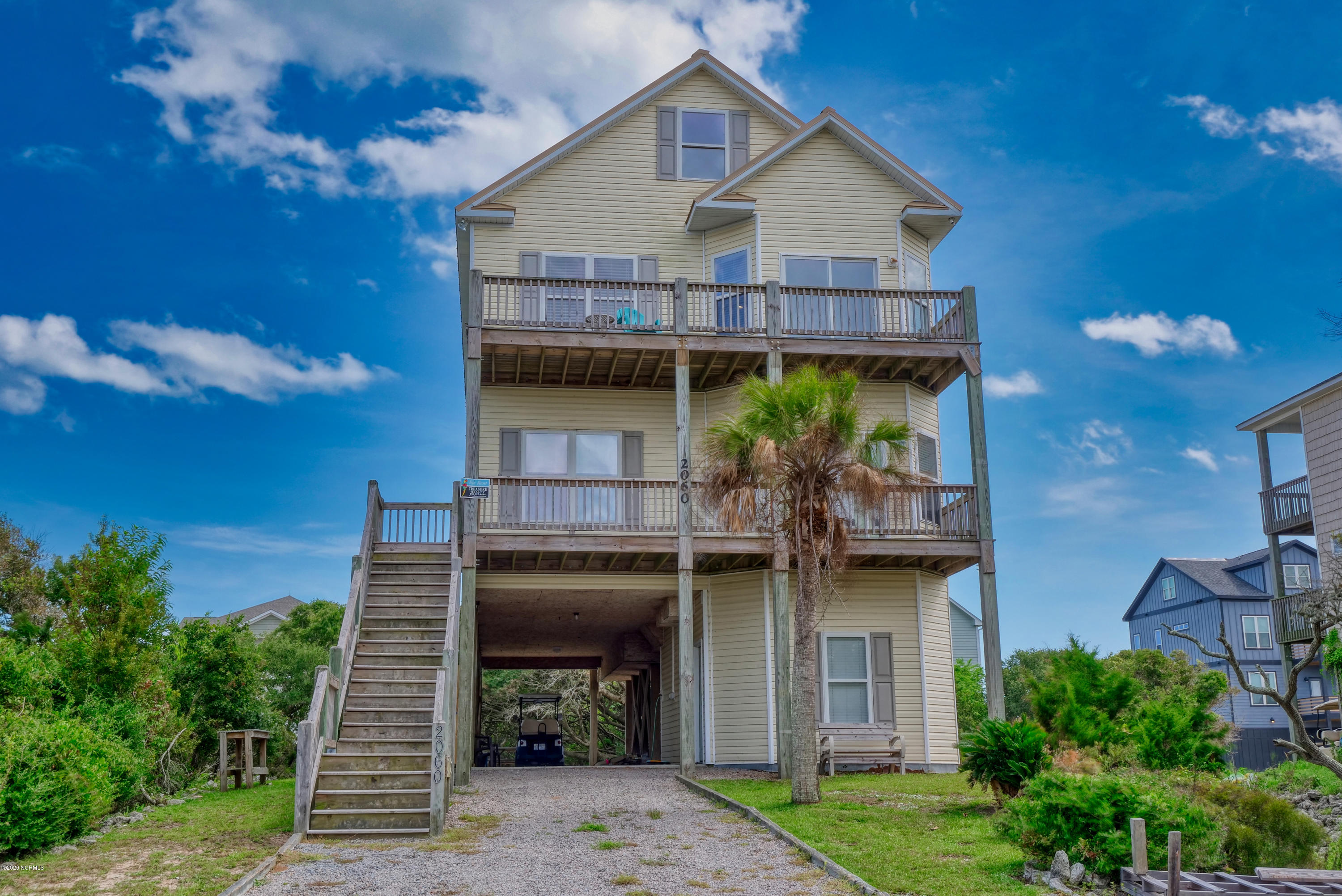 2060 New River Inlet Road, North Topsail Beach, North Carolina 28460, 5 Bedrooms Bedrooms, ,4 BathroomsBathrooms,Residential,For Sale,New River Inlet,100234883