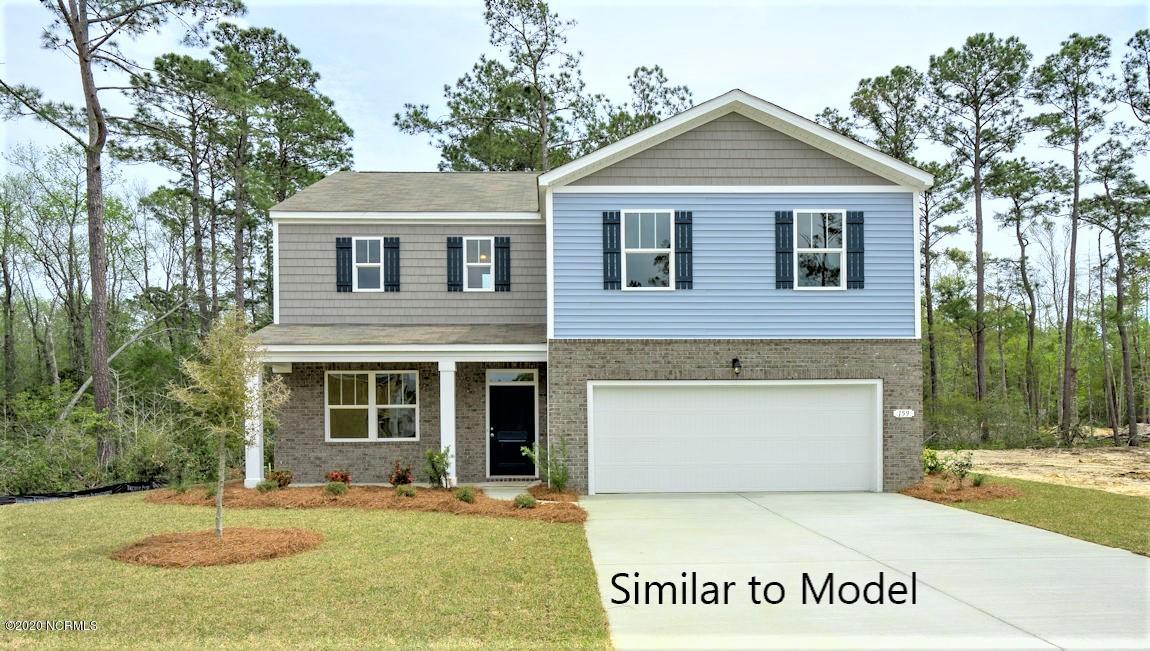 121 Tributary Circle, Wilmington, North Carolina 28401, 4 Bedrooms Bedrooms, ,2 BathroomsBathrooms,Residential,For Sale,Tributary,100234667