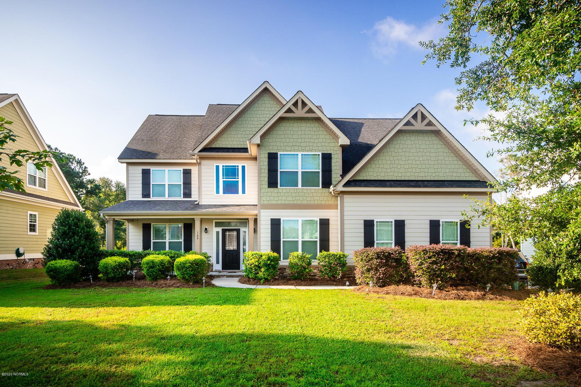 109 Marsh Island Drive, Cedar Point, North Carolina 28584, 4 Bedrooms Bedrooms, ,4 BathroomsBathrooms,Residential,For Sale,Marsh Island,100235134