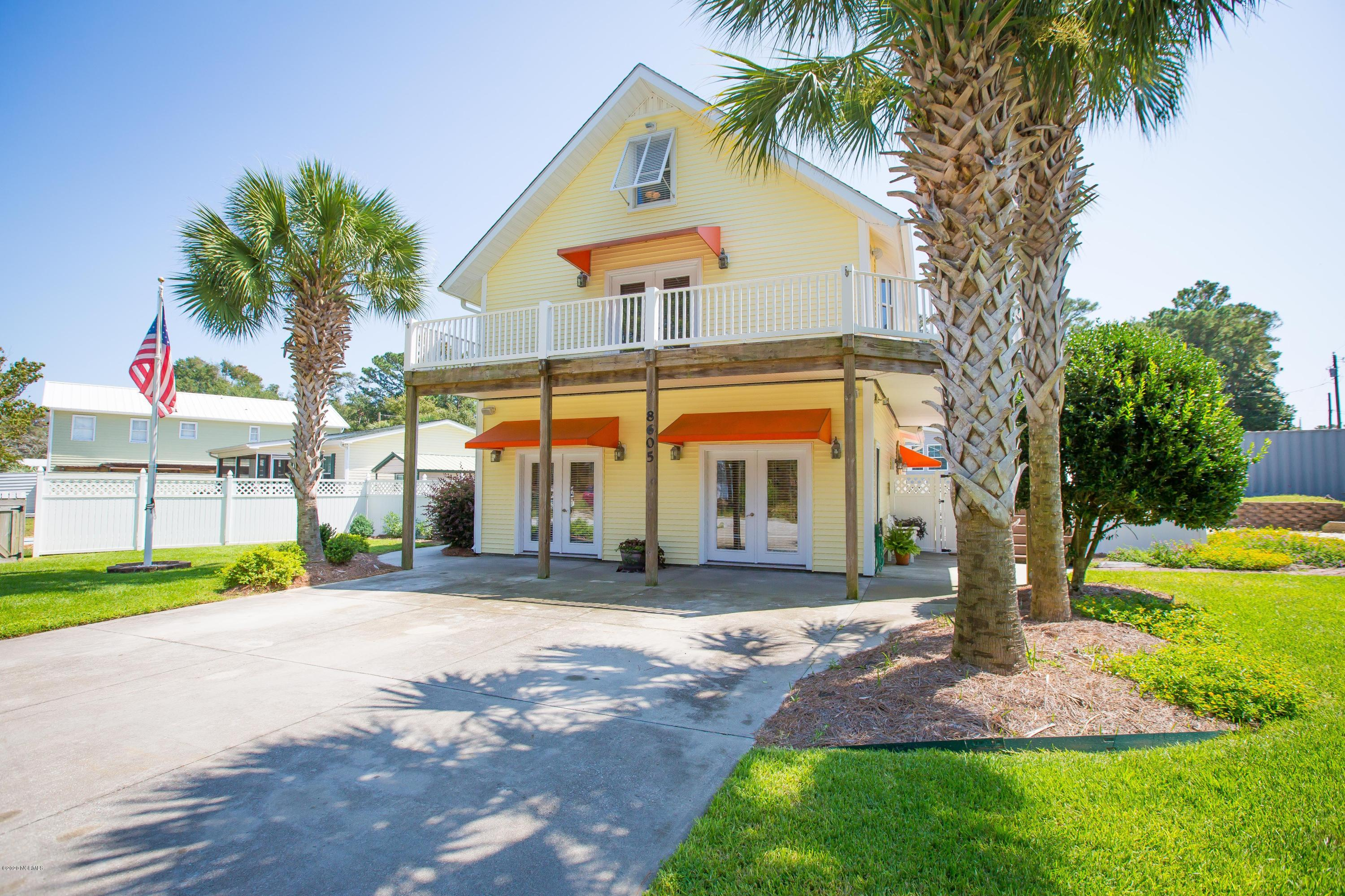8605 Sound Drive, Emerald Isle, North Carolina 28594, 3 Bedrooms Bedrooms, ,3 BathroomsBathrooms,Residential,For Sale,Sound,100235247