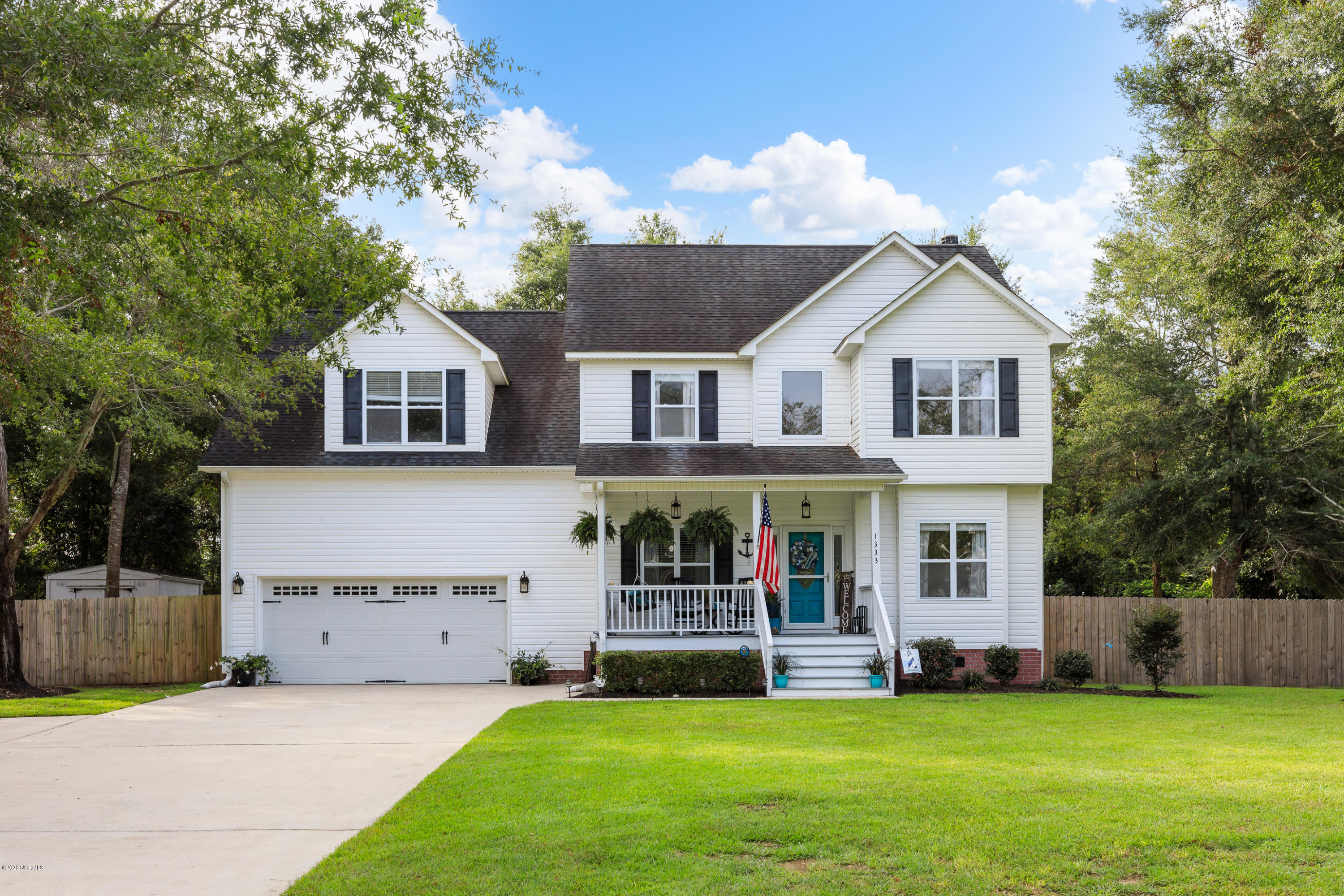 1333 Chadwick Shores Drive, Sneads Ferry, North Carolina 28460, 4 Bedrooms Bedrooms, ,2 BathroomsBathrooms,Residential,For Sale,Chadwick Shores,100235692