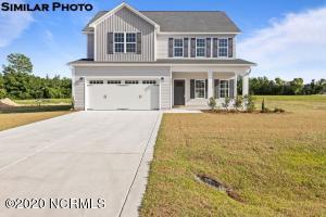 119 Village Creek Drive, Maysville, NC 28555