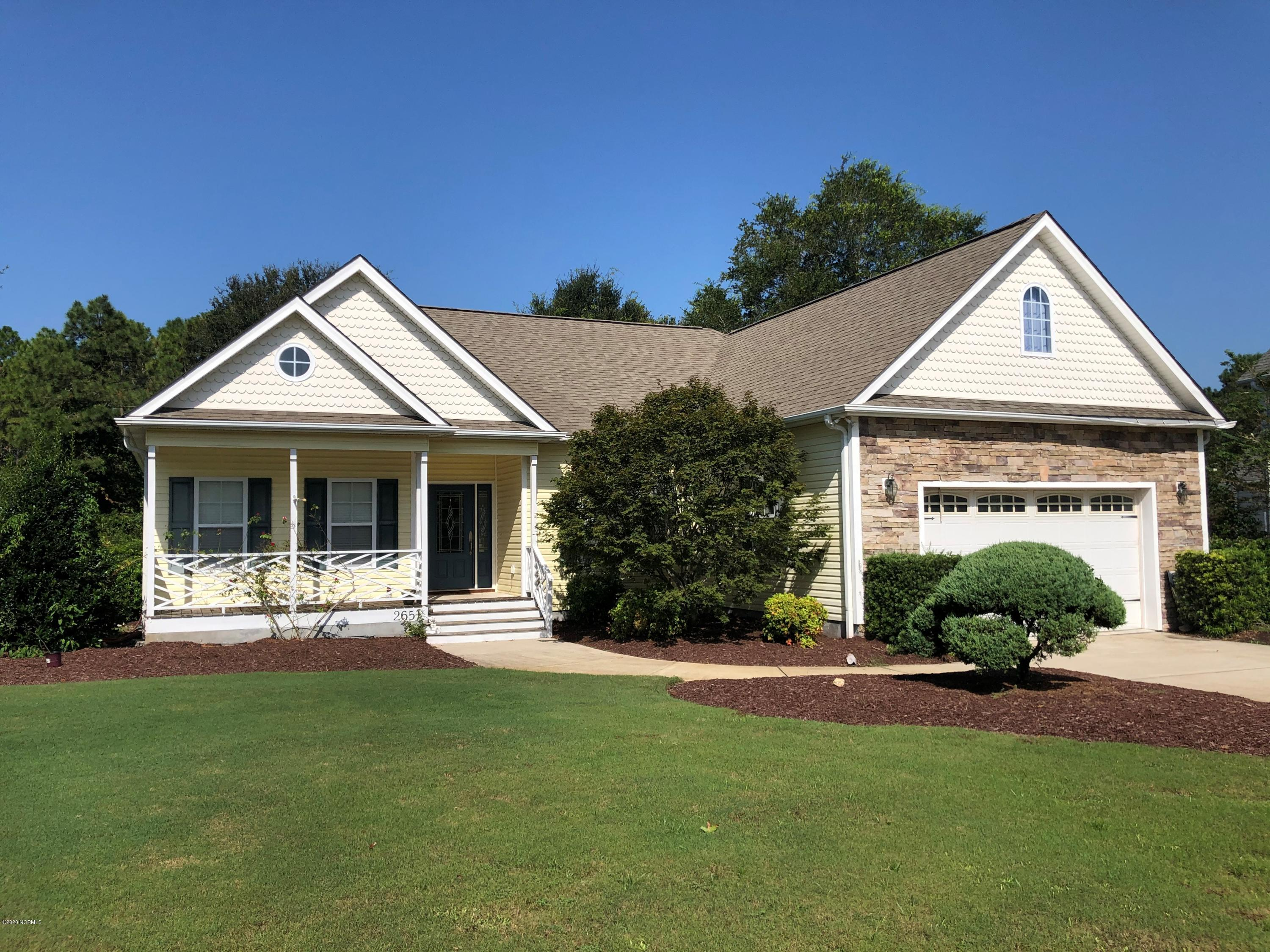 2651 Jessica Lane, Supply, North Carolina 28462, 3 Bedrooms Bedrooms, ,2 BathroomsBathrooms,Residential,For Sale,Jessica,100235998