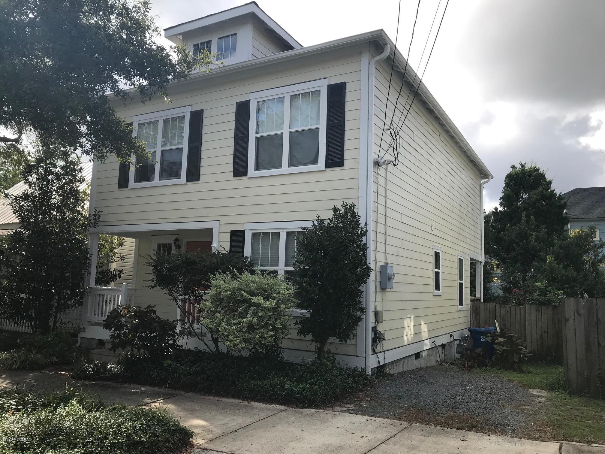 804 Dock Street, Wilmington, North Carolina 28401, 3 Bedrooms Bedrooms, ,2 BathroomsBathrooms,Residential,For Sale,Dock,100234912