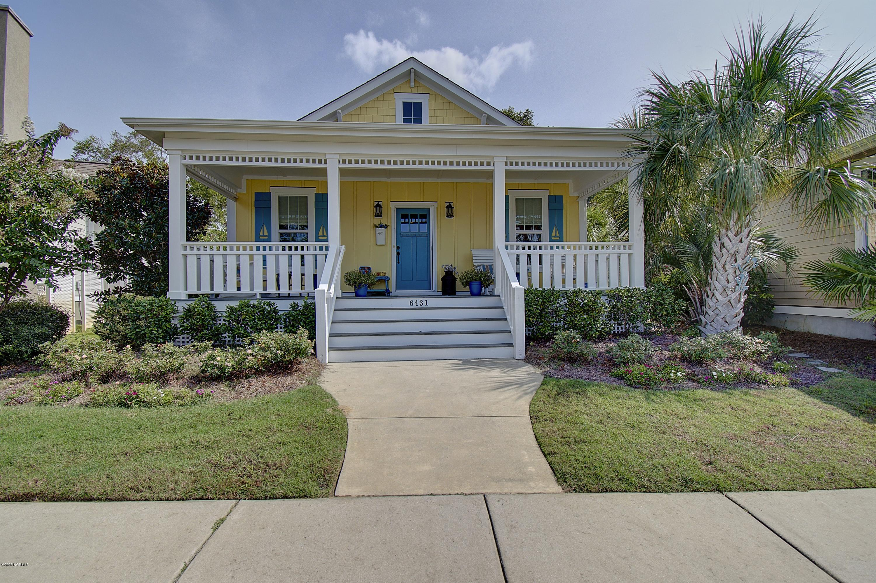 6431 Figure Eight Drive Ocean Isle Beach, NC 28469
