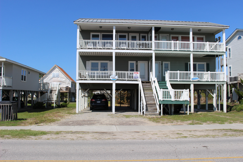 348 Ocean Boulevard UNIT A Holden Beach, NC 28462