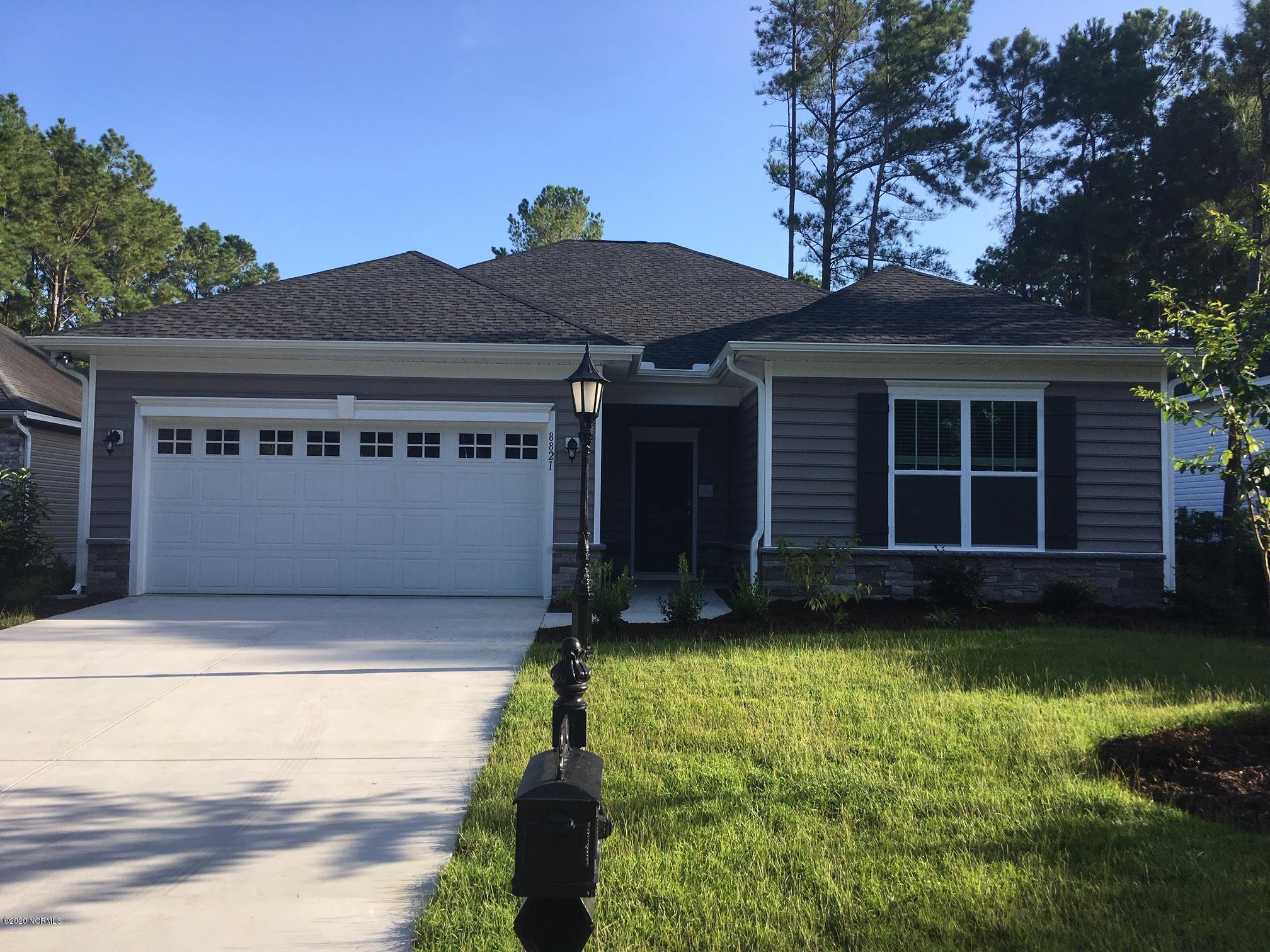 8821 Wadsworth Drive Calabash, NC 28467