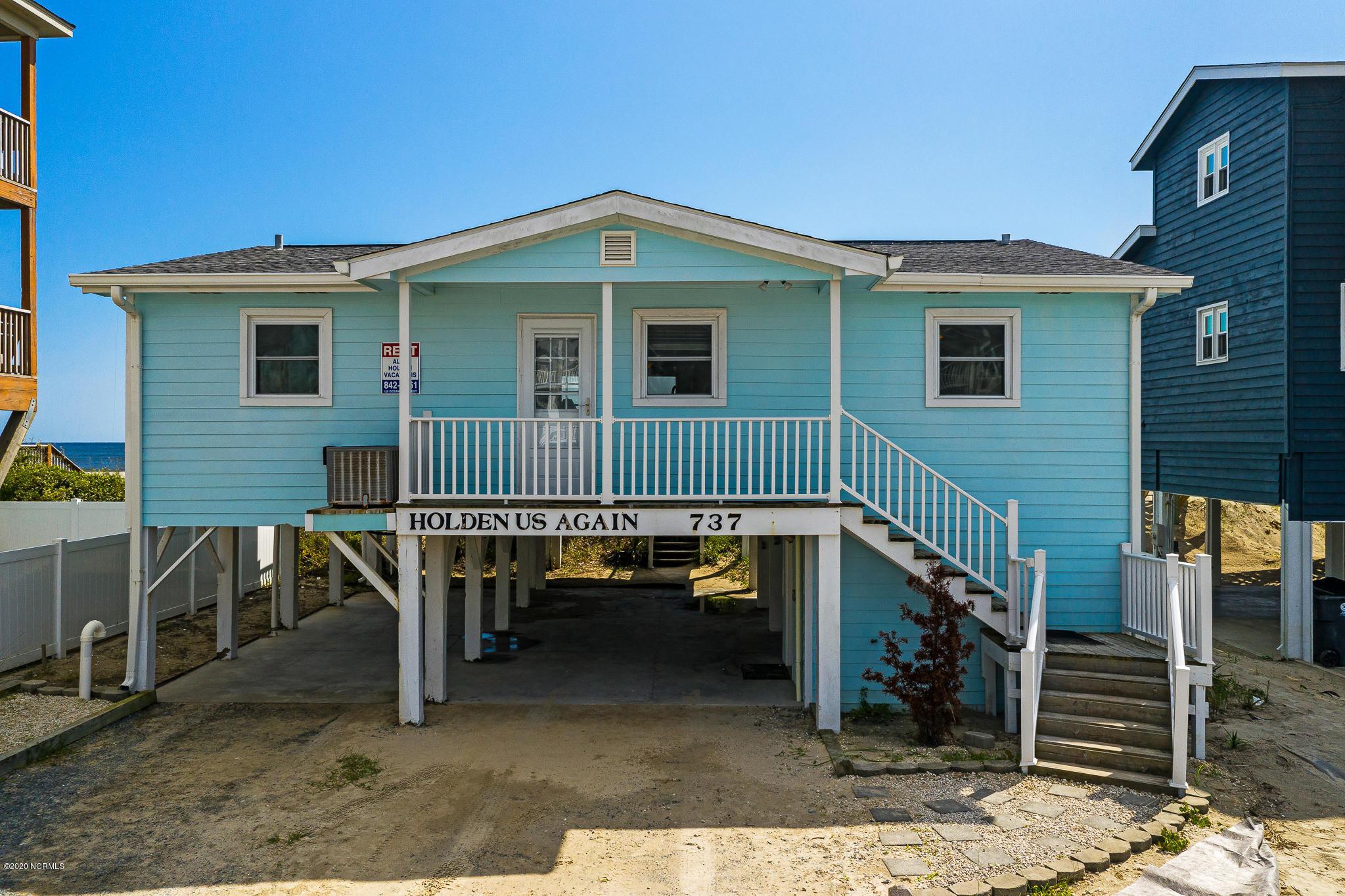 737 Ocean Boulevard Holden Beach, NC 28462
