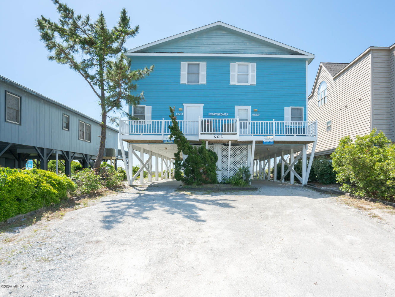 506 E Main Street UNIT A&B Sunset Beach, NC 28468