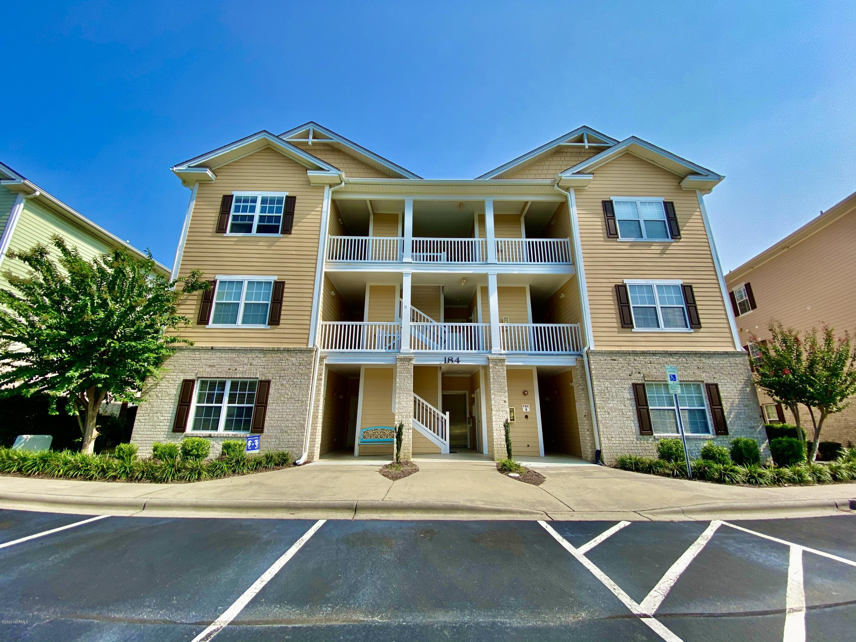184 Clubhouse Road UNIT 1 Sunset Beach, NC 28468