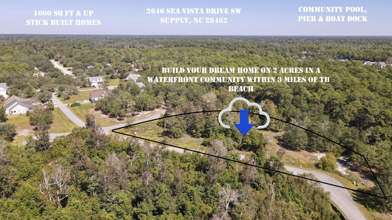2646 Sea Vista Drive Supply, NC 28462