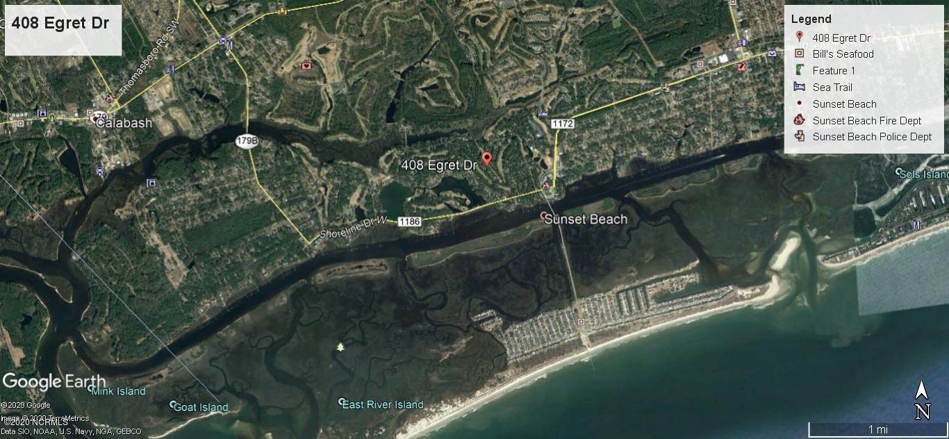 408 Egret Drive Sunset Beach, NC 28468