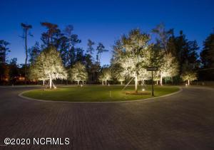 Pergola Park Evening View