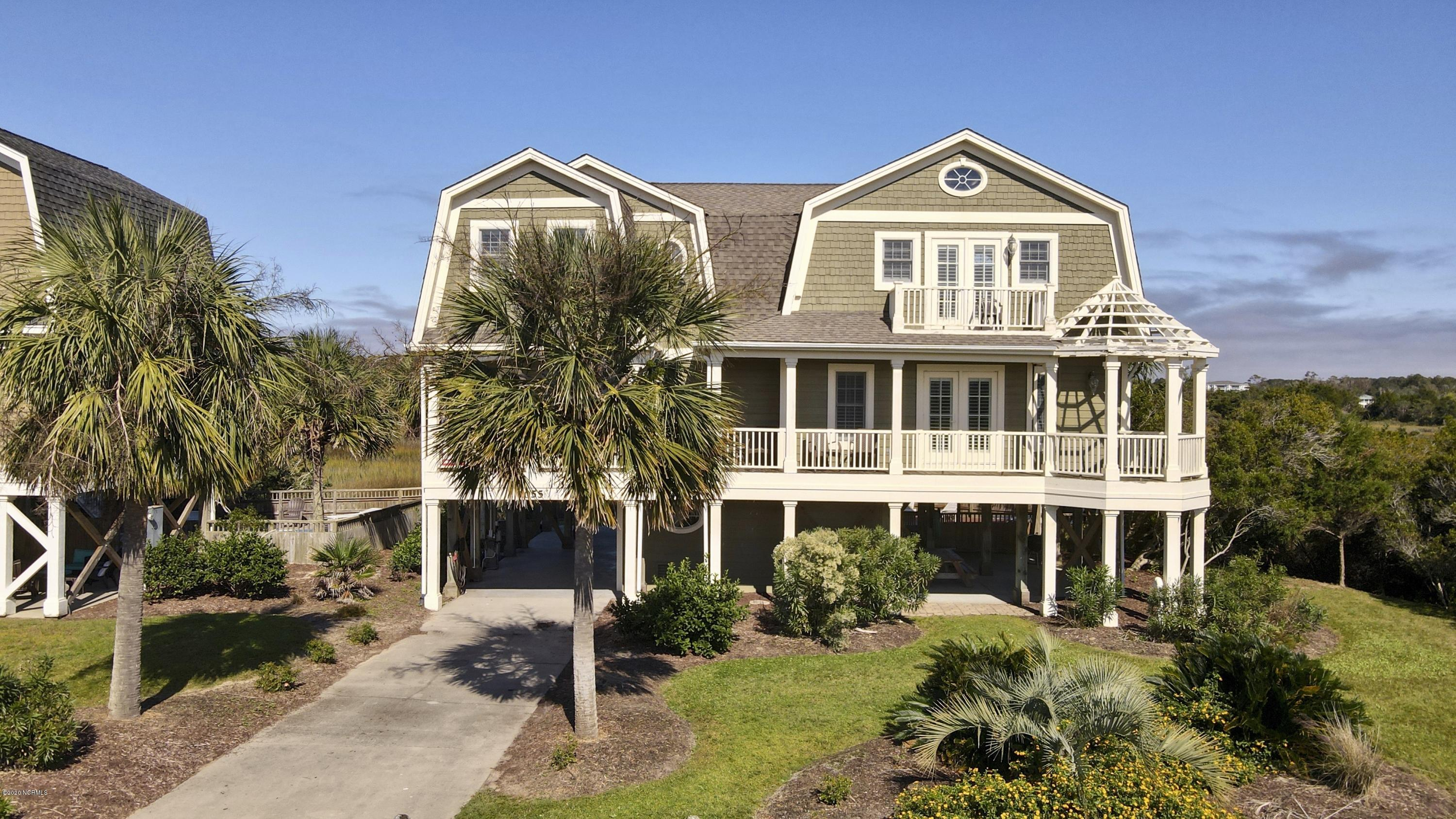 1055 Tide Ridge Drive Holden Beach, NC 28462