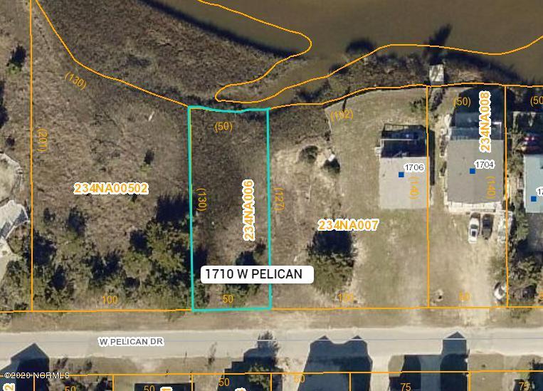 1710 W Pelican Drive Oak Island, NC 28465