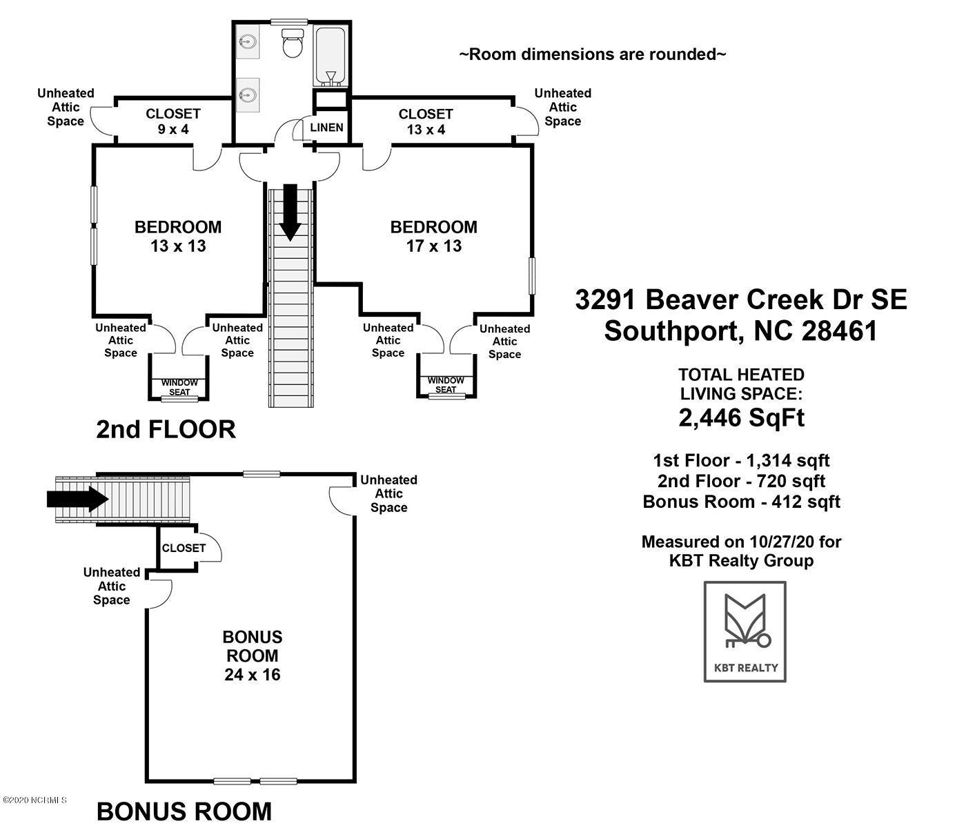 3291 Beaver Creek Drive Southport, NC 28461