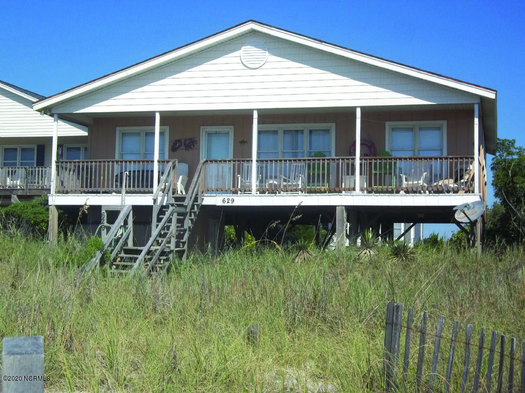 629 Ocean Boulevard Holden Beach, NC 28462