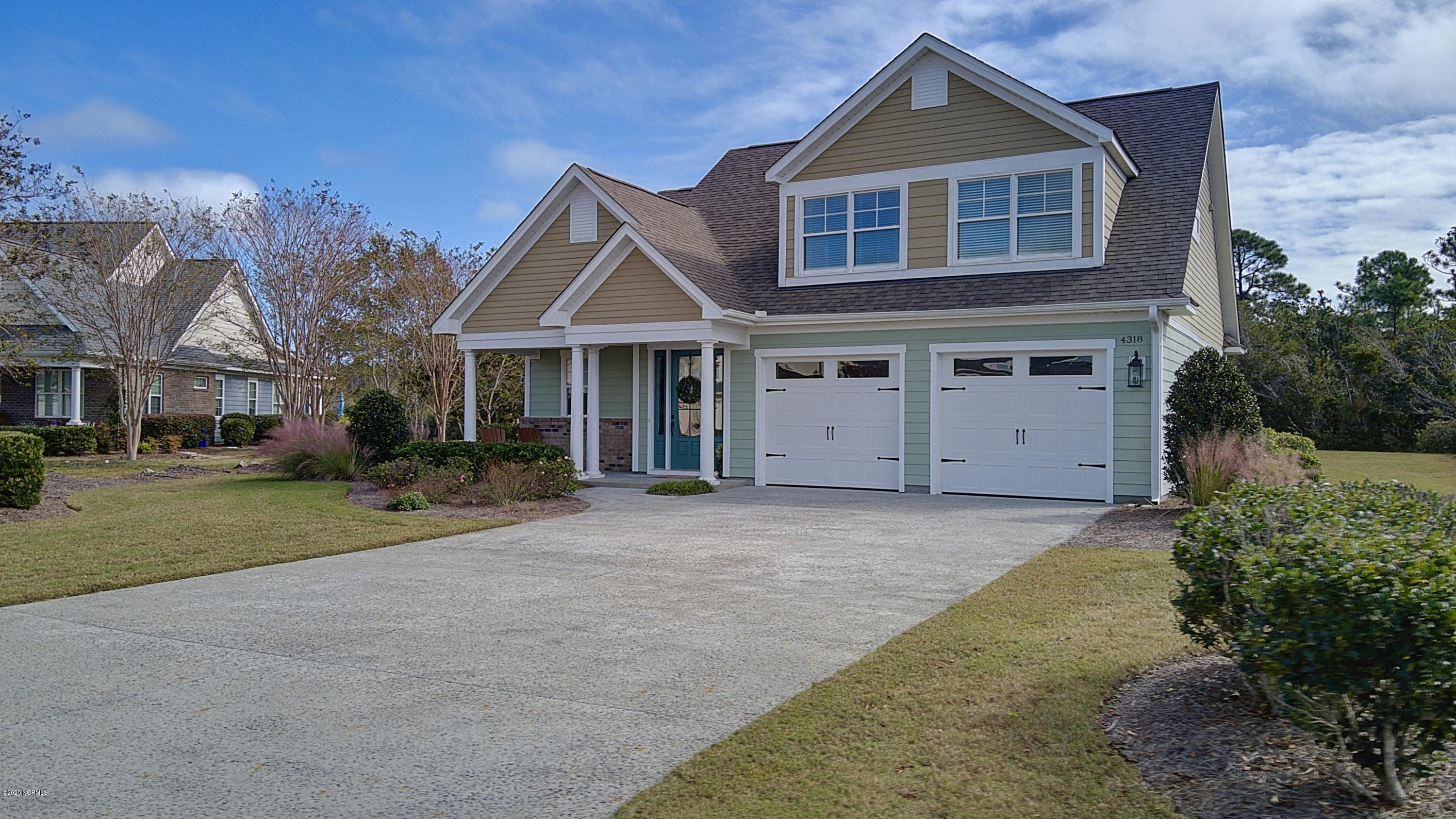 4318 Finley Court Southport, NC 28461
