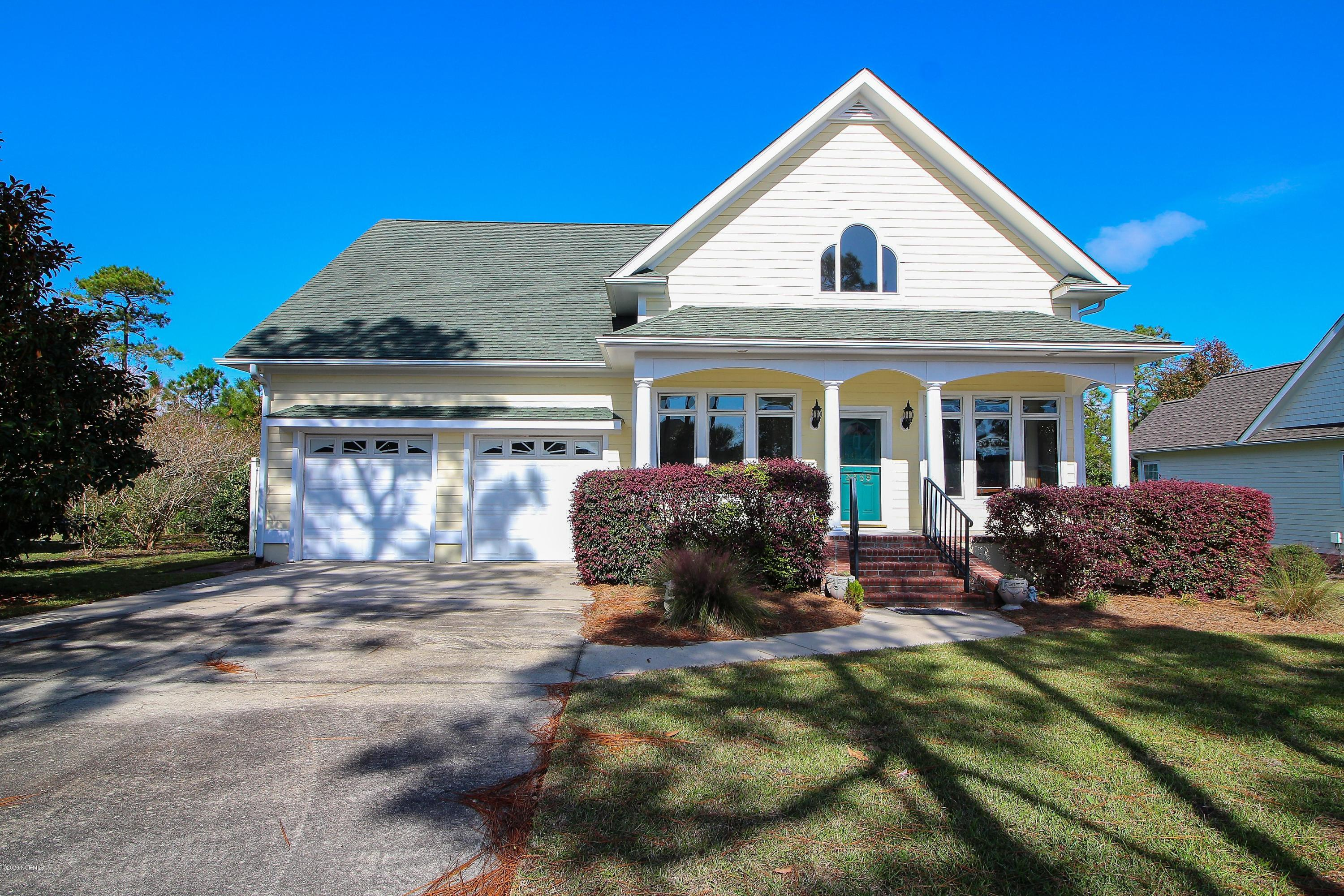 3689 Wingfoot Drive Southport, NC 28461