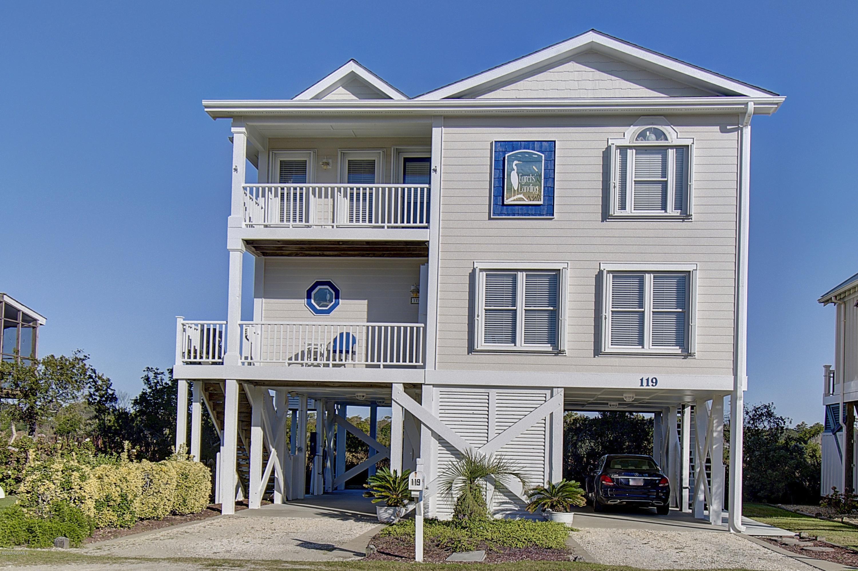 119 Windjammer Drive Holden Beach, NC 28462