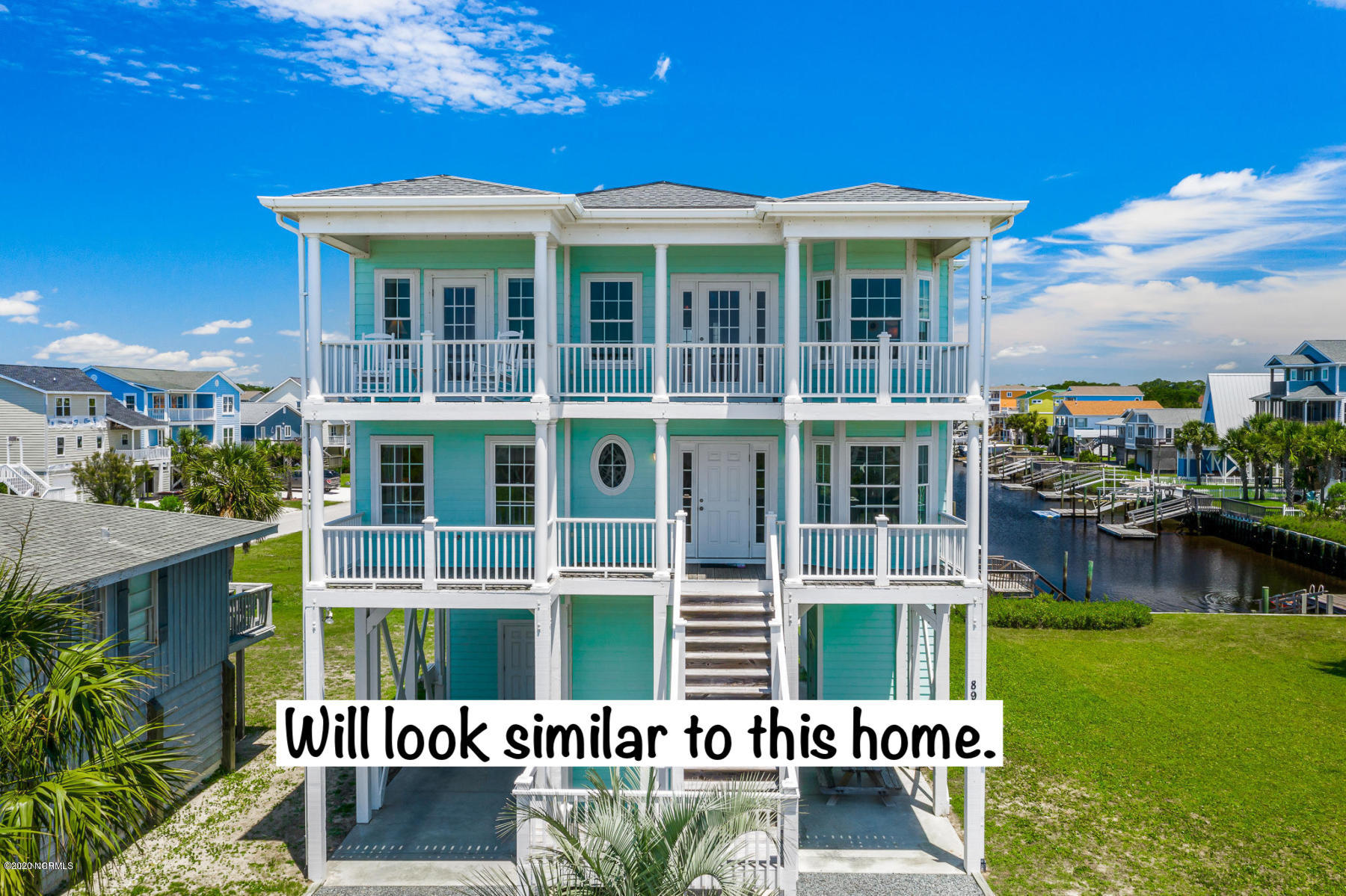 225 Gerda Street Holden Beach, NC 28462