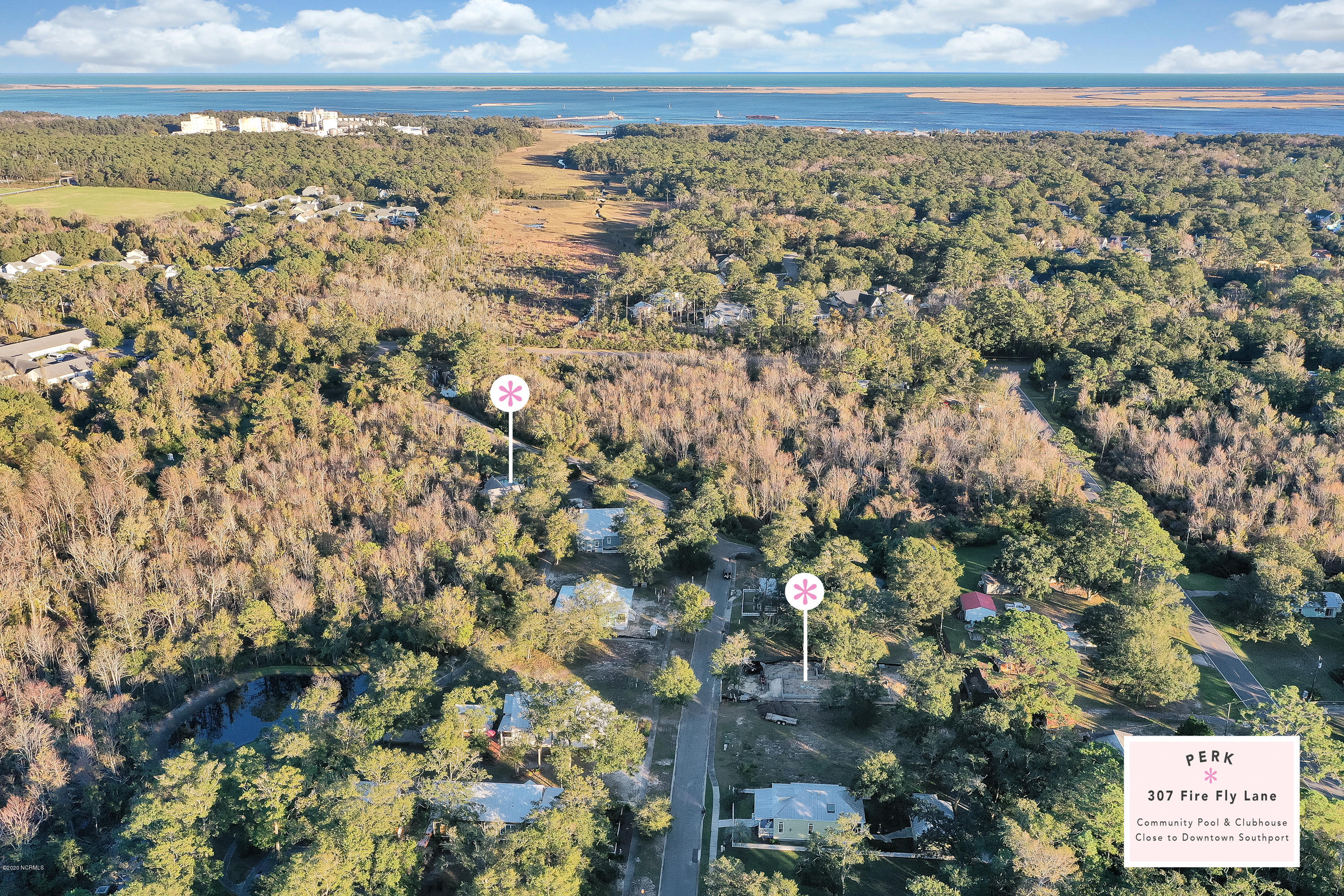 307 Firefly Lane Southport, NC 28461