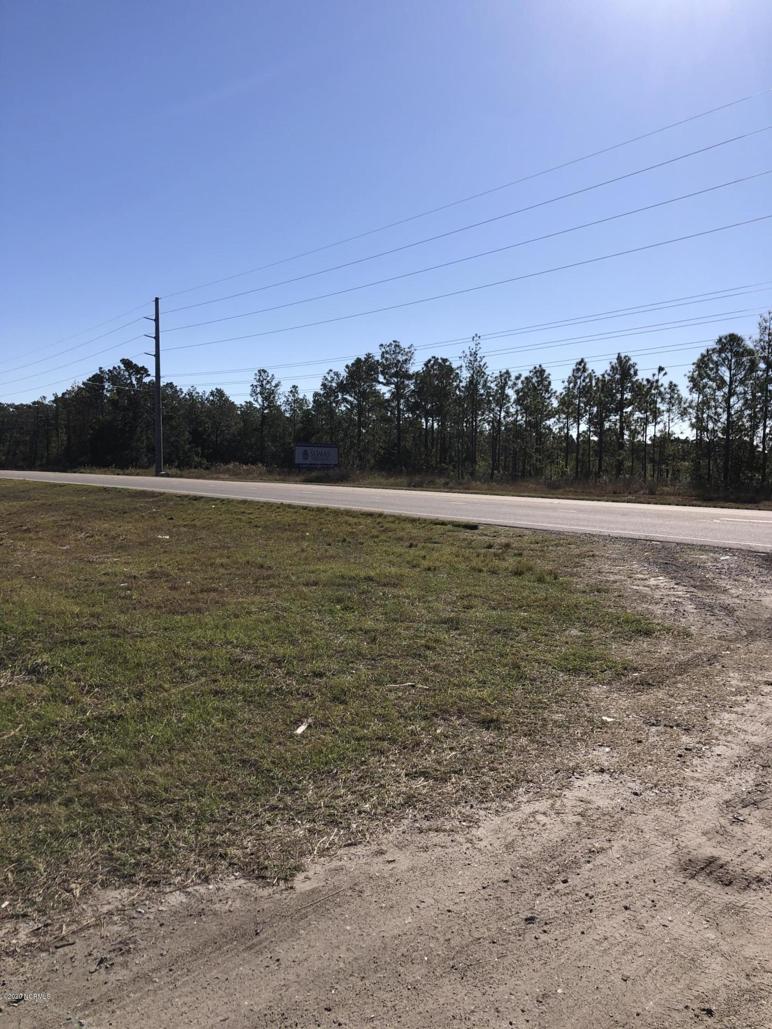 50.83 Acres Off Hwy Southport, NC 28461