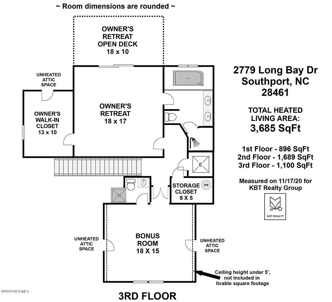 2779 Long Bay Drive Southport, NC 28461
