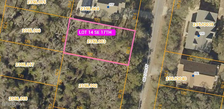 L-14 SE 17th Street Oak Island, NC 28465