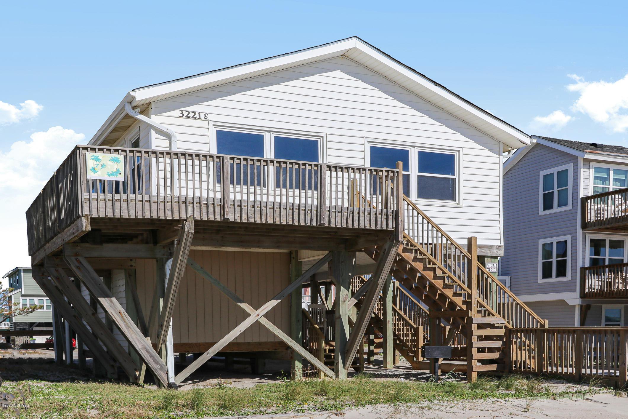 3221 E Beach Drive Oak Island, NC 28465
