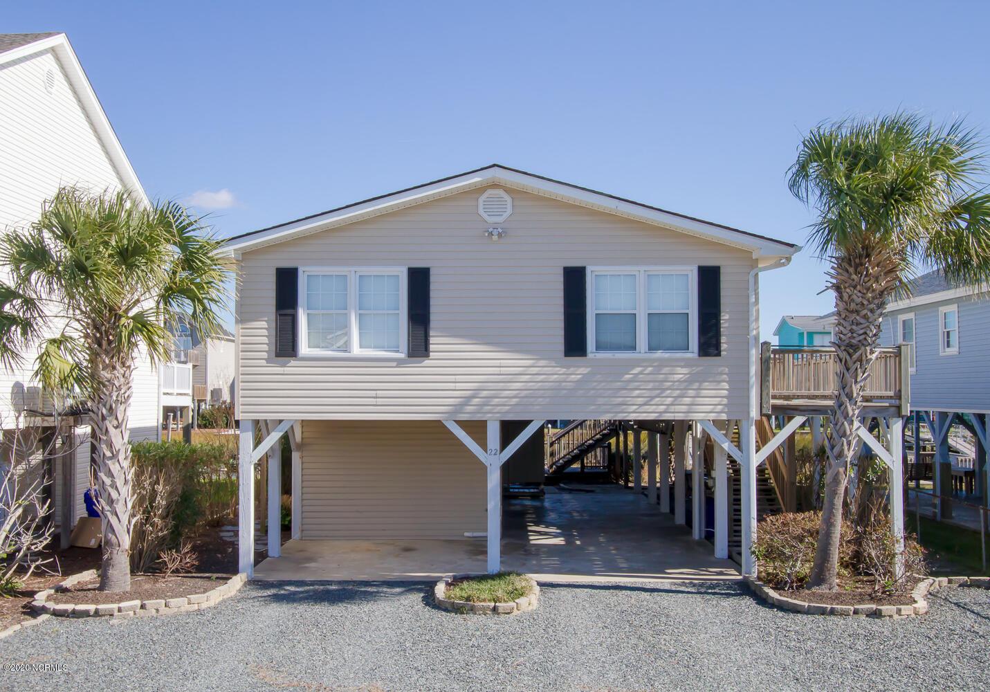 22 Wilmington Street Ocean Isle Beach, NC 28469