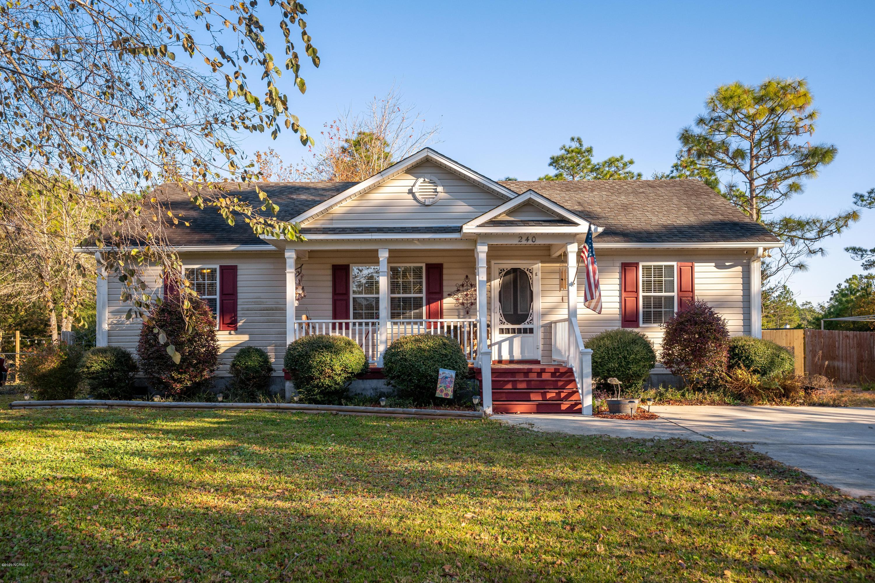 240 Crystal Road Southport, NC 28461