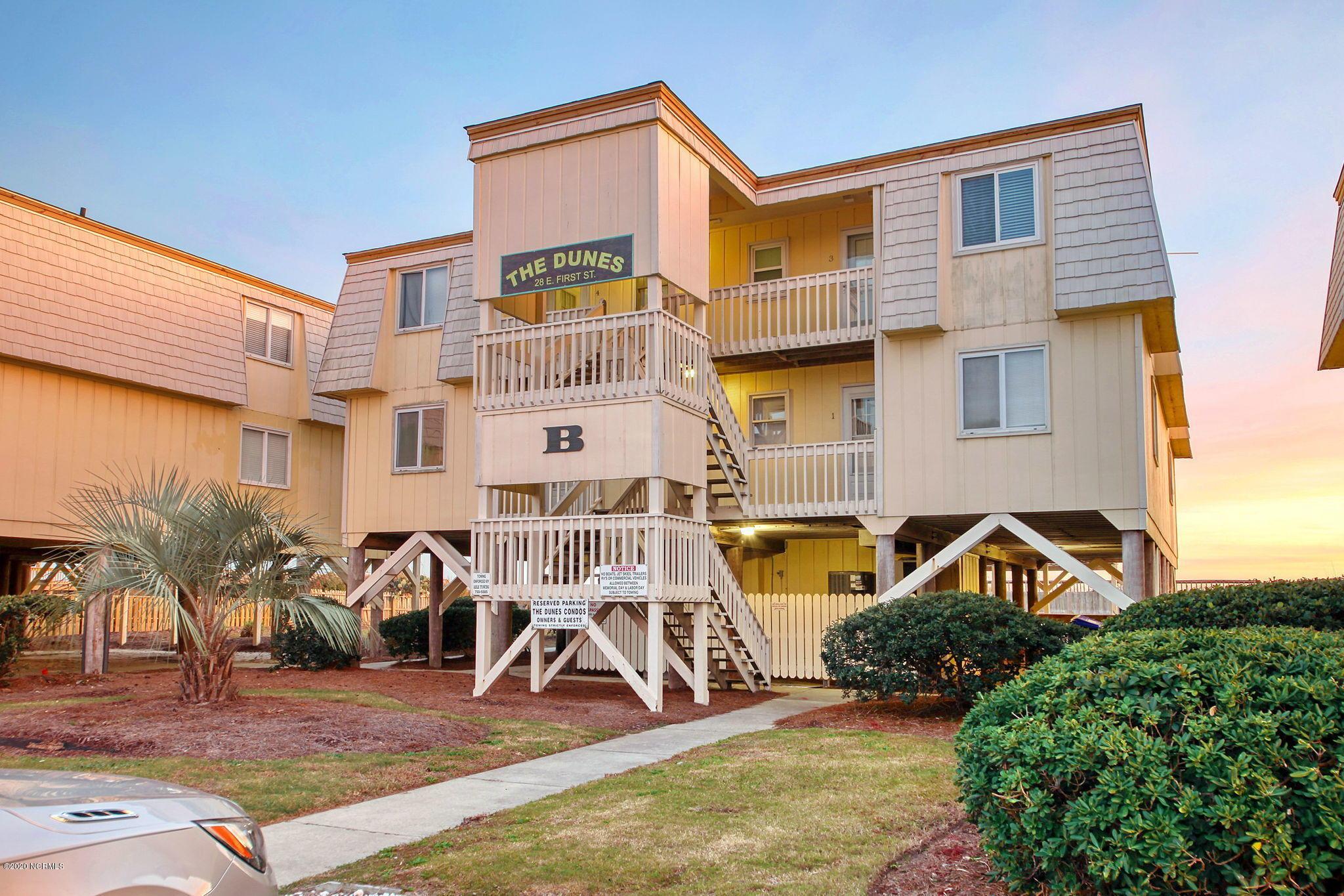 28 E First Street UNIT 3b Ocean Isle Beach, NC 28469