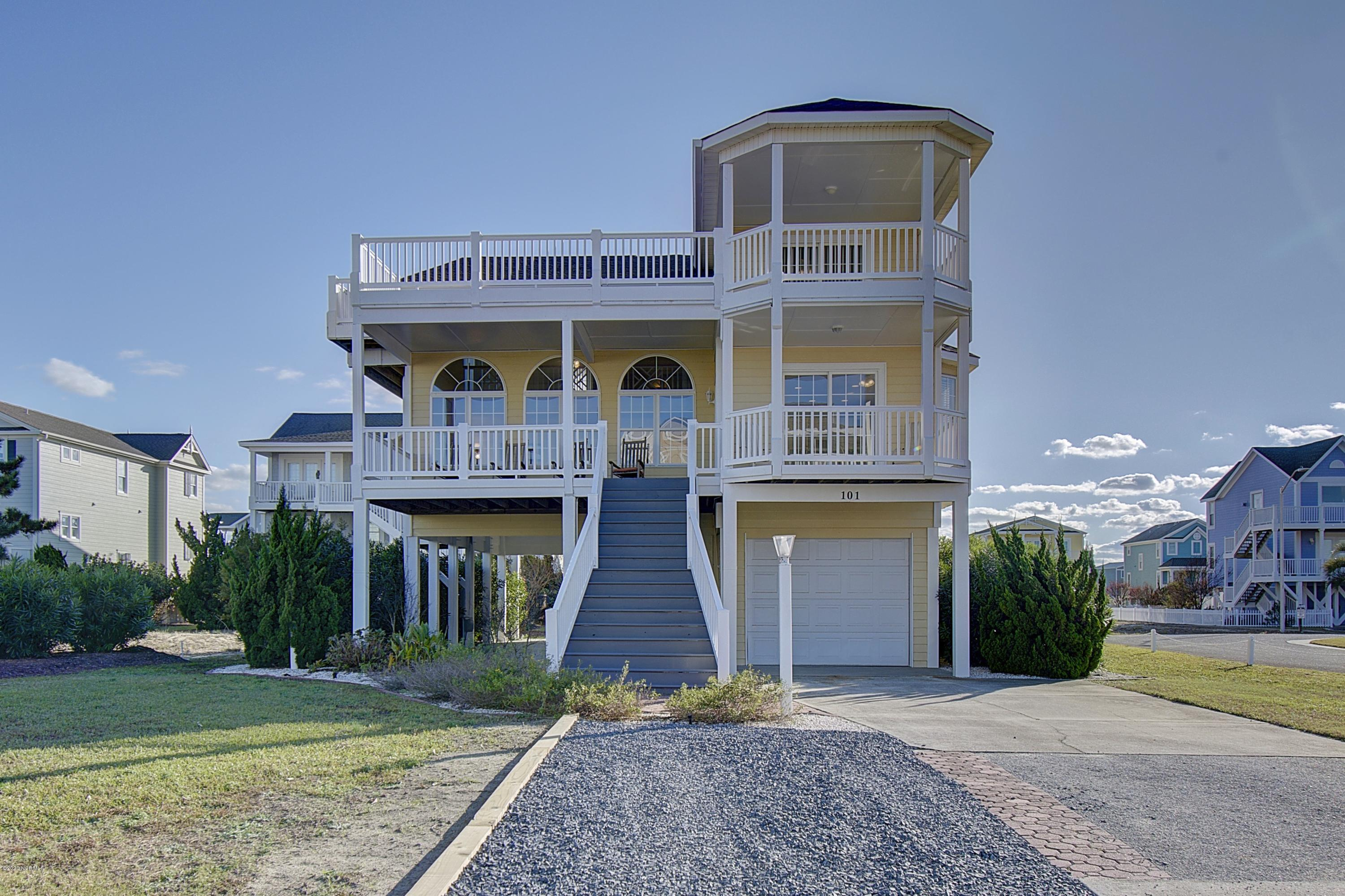 101 Golden Dune Way Holden Beach, NC 28462