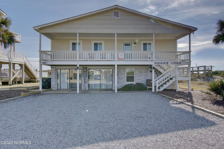 1027 Ocean Boulevard Holden Beach, NC 28462