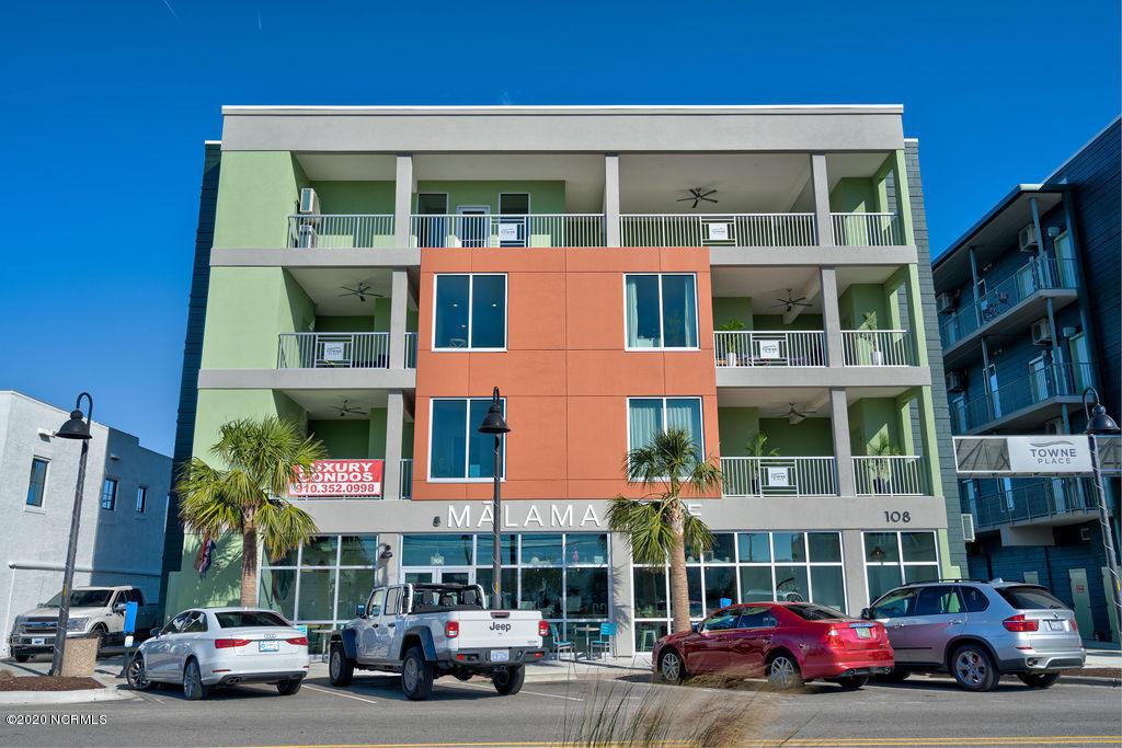 108 Cape Fear Boulevard UNIT #401 Carolina Beach, NC 28428