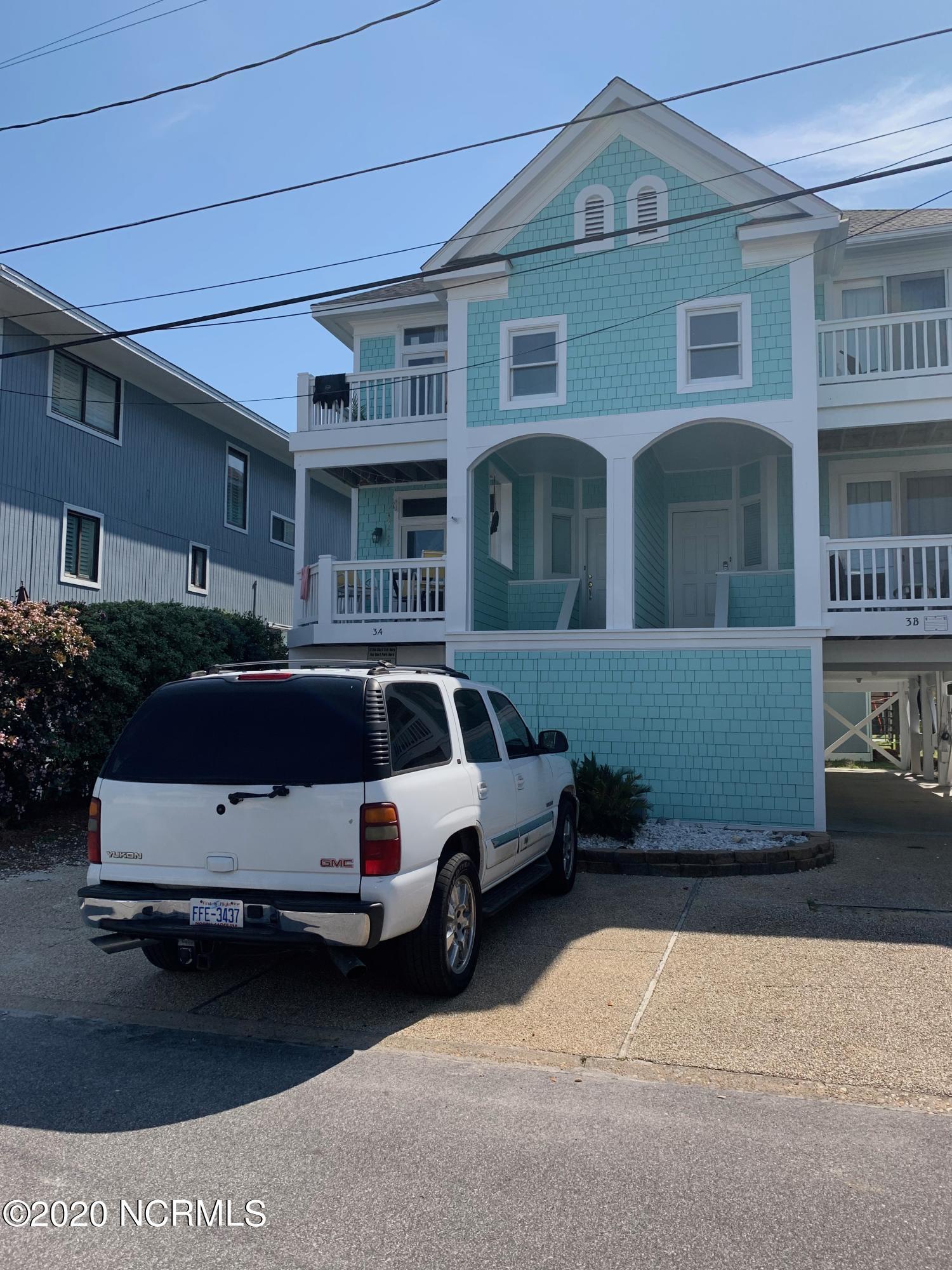 3 W Henderson Street UNIT A Wrightsville Beach, NC 28480
