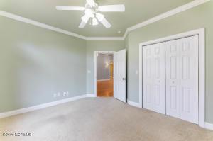 Bedroom 1 doorway