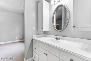 Bedroom 2 vanity area