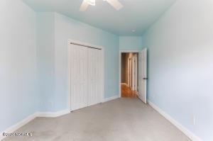 Bedroom 3 doorway