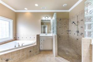Master Bathroom - Shower-bath