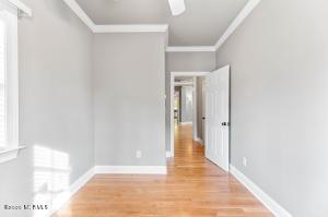 Office - doorway view