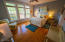 Spacious with beautiful hardwood floors and custom cabinetry in walk in closets