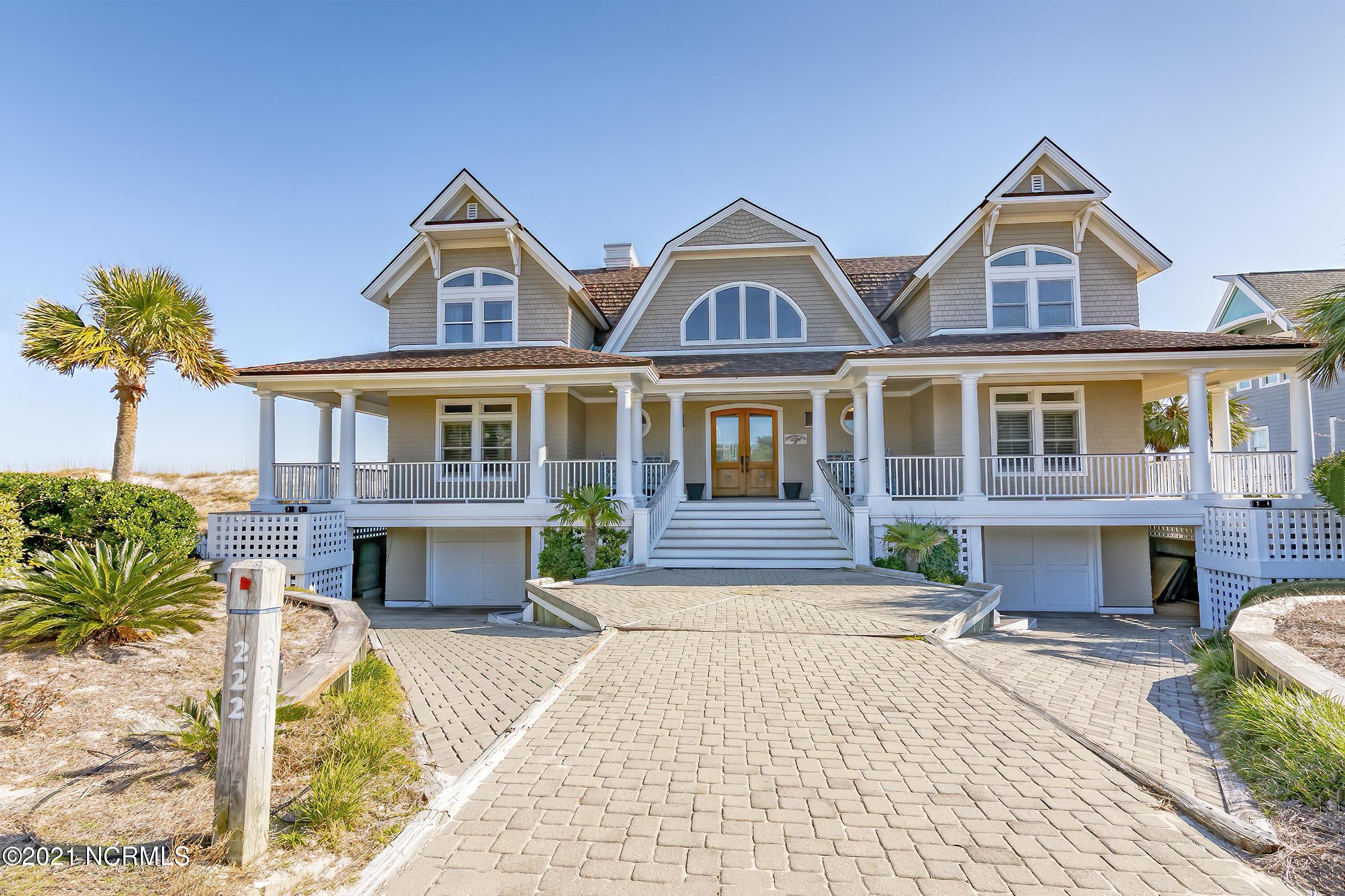 222 Station House Way Bald Head Island, NC 28461