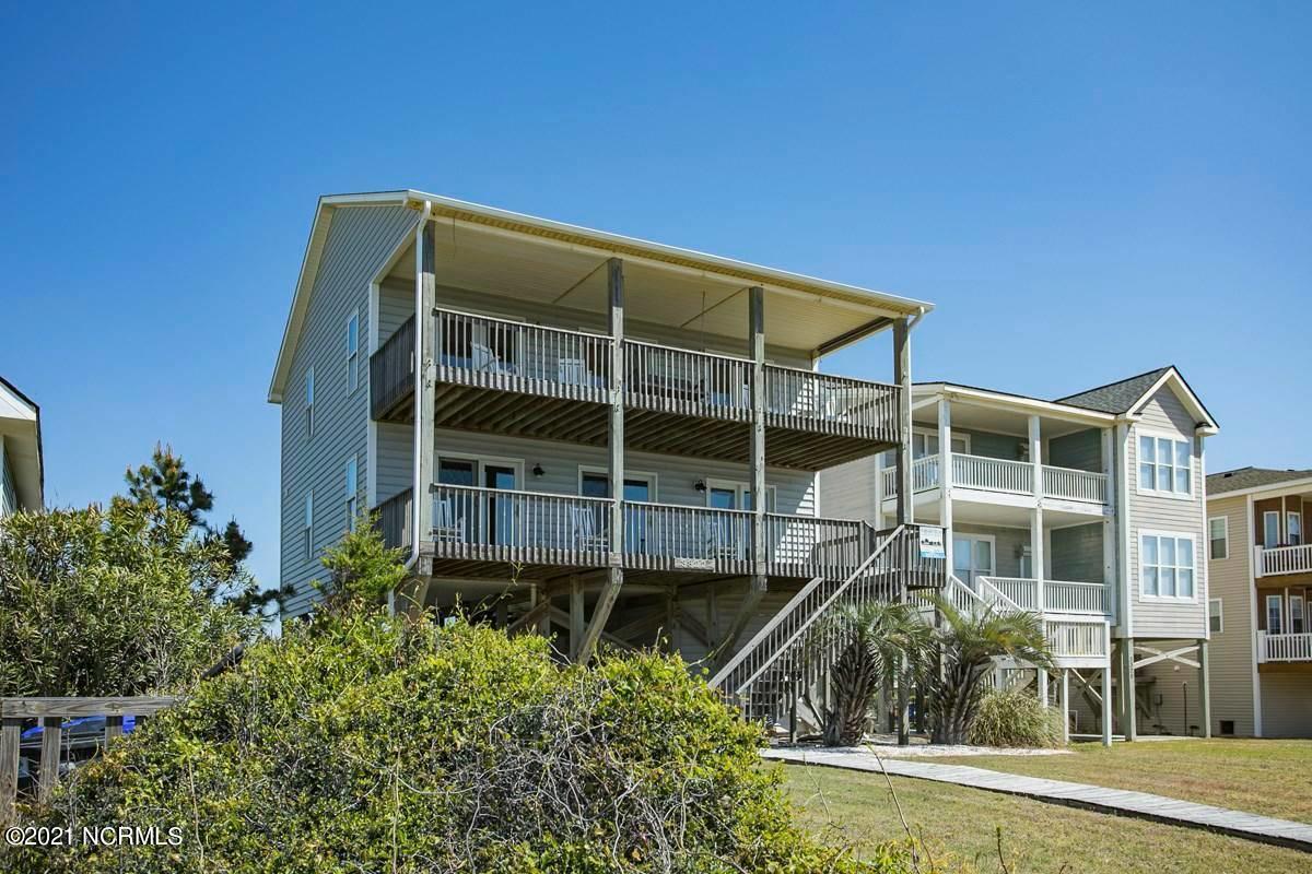 3322 W Beach Drive Oak Island, NC 28465