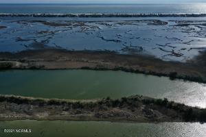 77 Acres Intracoastal Waterway Island, Hampstead, NC 28443