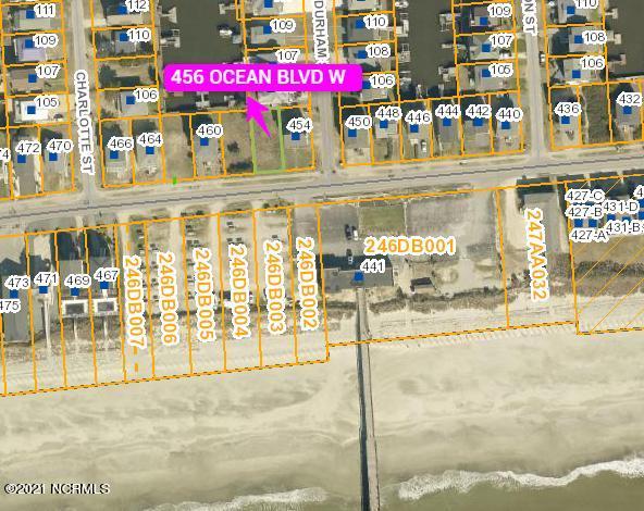 456 Ocean Boulevard Holden Beach, NC 28462
