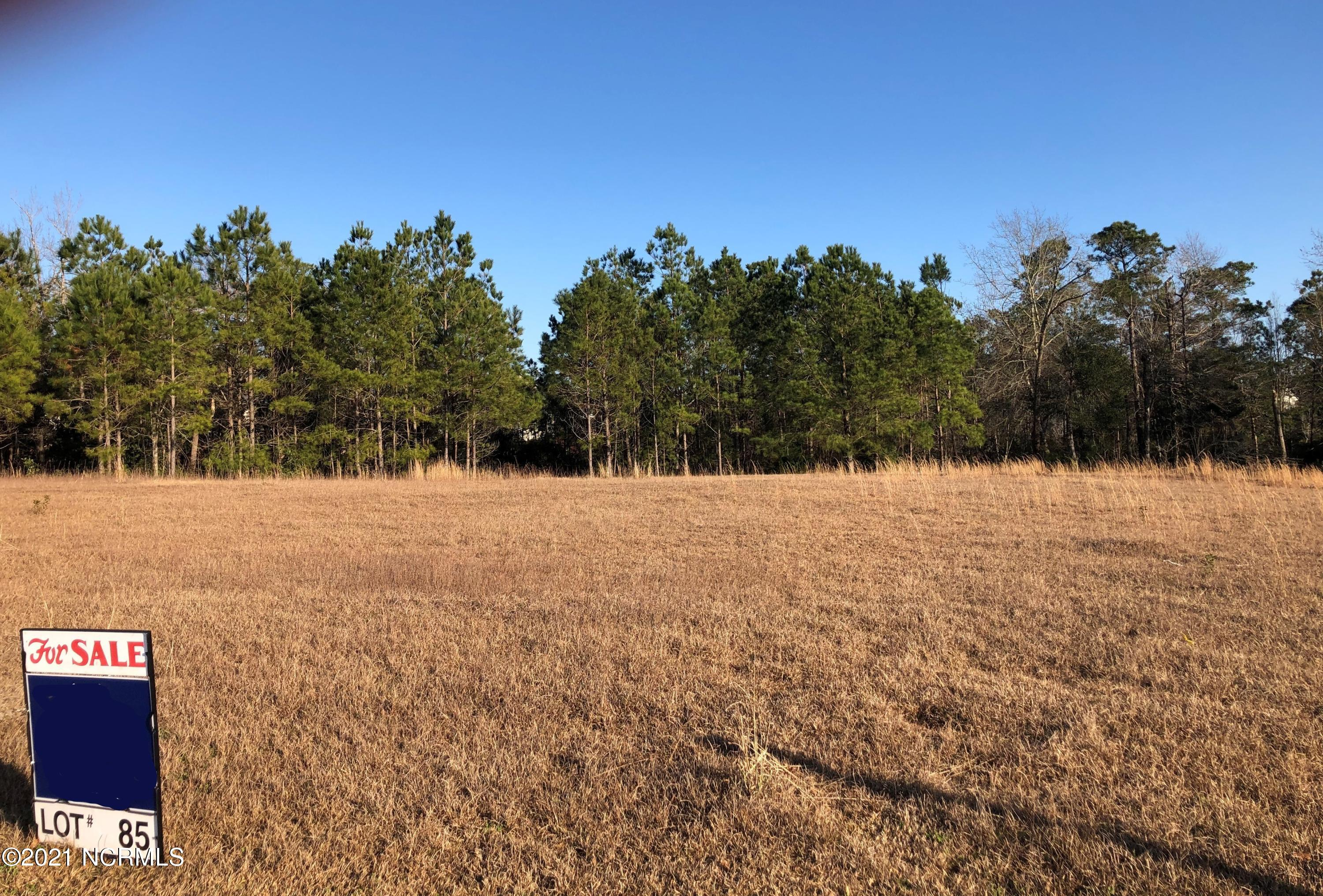 Beautiful 1.6+/- acre residential building lot for sale in Halls Creek North. Wonderful neighborhood with sidewalks, just a few minutes from historic Swansboro and the beach. Lot has frontage on marsh and creek. Great for kayaks. Call for more information.