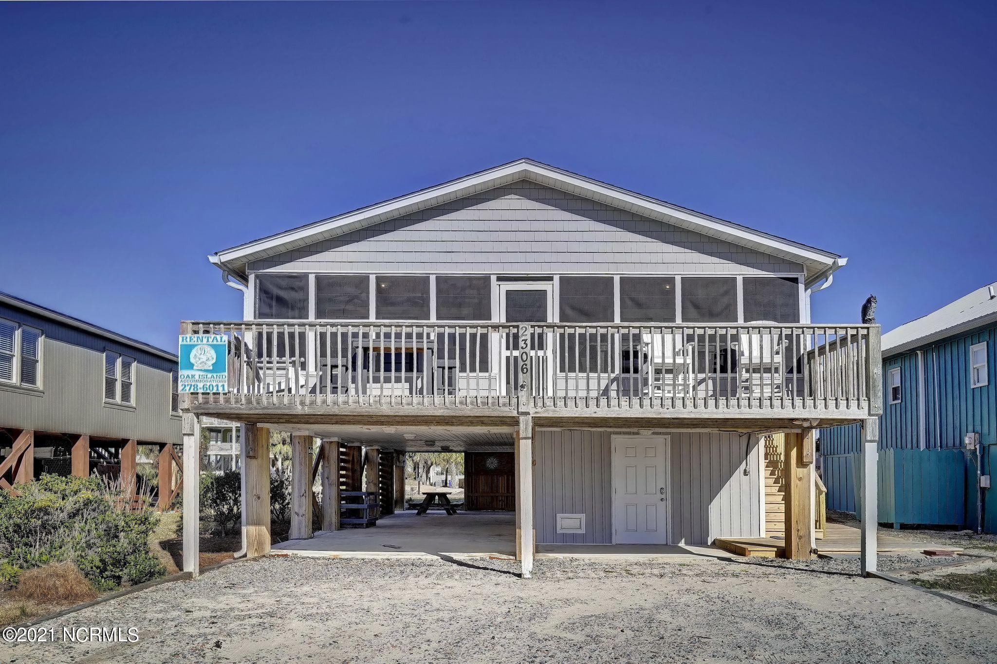 2306 W Beach Drive Oak Island, NC 28465